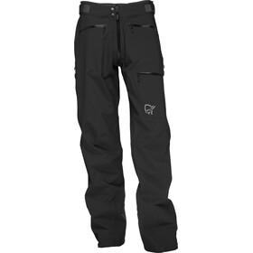 Norrøna Trollveggen Gore-Tex Light Pro - Pantalon Homme - noir